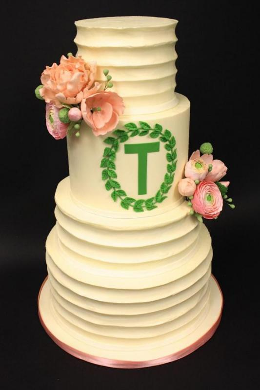 The Cakerie - Custom Wedding Cakes